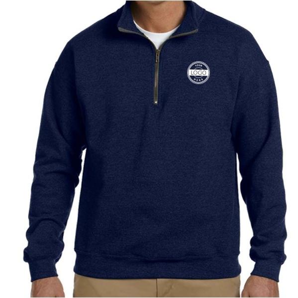 Gildan Adult Heavy Blend™ Adult 8 oz. Vintage Cadet Collar Sweatshirt
